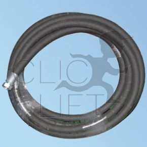 """HydraulikSchlauch 1""""1/2 Durchmesser 38 mm L= 7 m"""