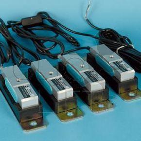 Träger DINACELL TCA 800/G Set mit 4 VMXS SCREW M12
