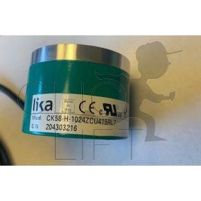 Coder CK58-H-1024ZCU46RL7- LIKA