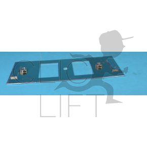 Befestigungsplatte RV140 für alte W140 (160MW140)