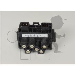 Endstück für Verbindung Traggurt 30mm zu RBI - AAA649J2