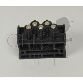 Endstück für Verbindung Traggurt 30mm zu RBI - AAA649J12
