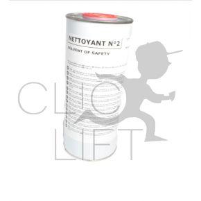 Spray n°2 for GEN2 belt -(1 liter)