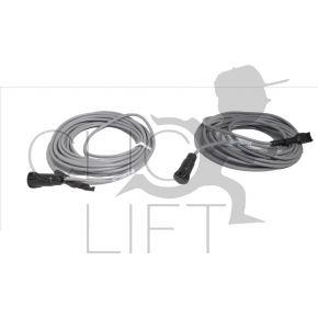 Detector (TAB607B1 + TAB607B2)-kit