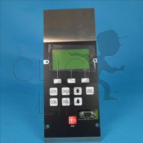 Bedientableau GeN2 (im Stockwerk fest installiert) mit Platine GAA26800MH1/GAA610MH1 für GECB 2