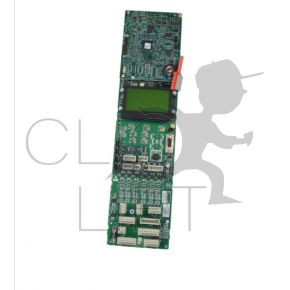Board GDA26800NR2 with computing core ABA26800AVP6 (for GECB-LV)