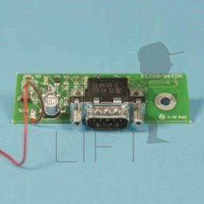 AdapterPlatine RS232 USV