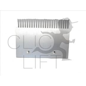 606 NCT comb plate -23 teeth-197,99 mm- GAA453BV6-left